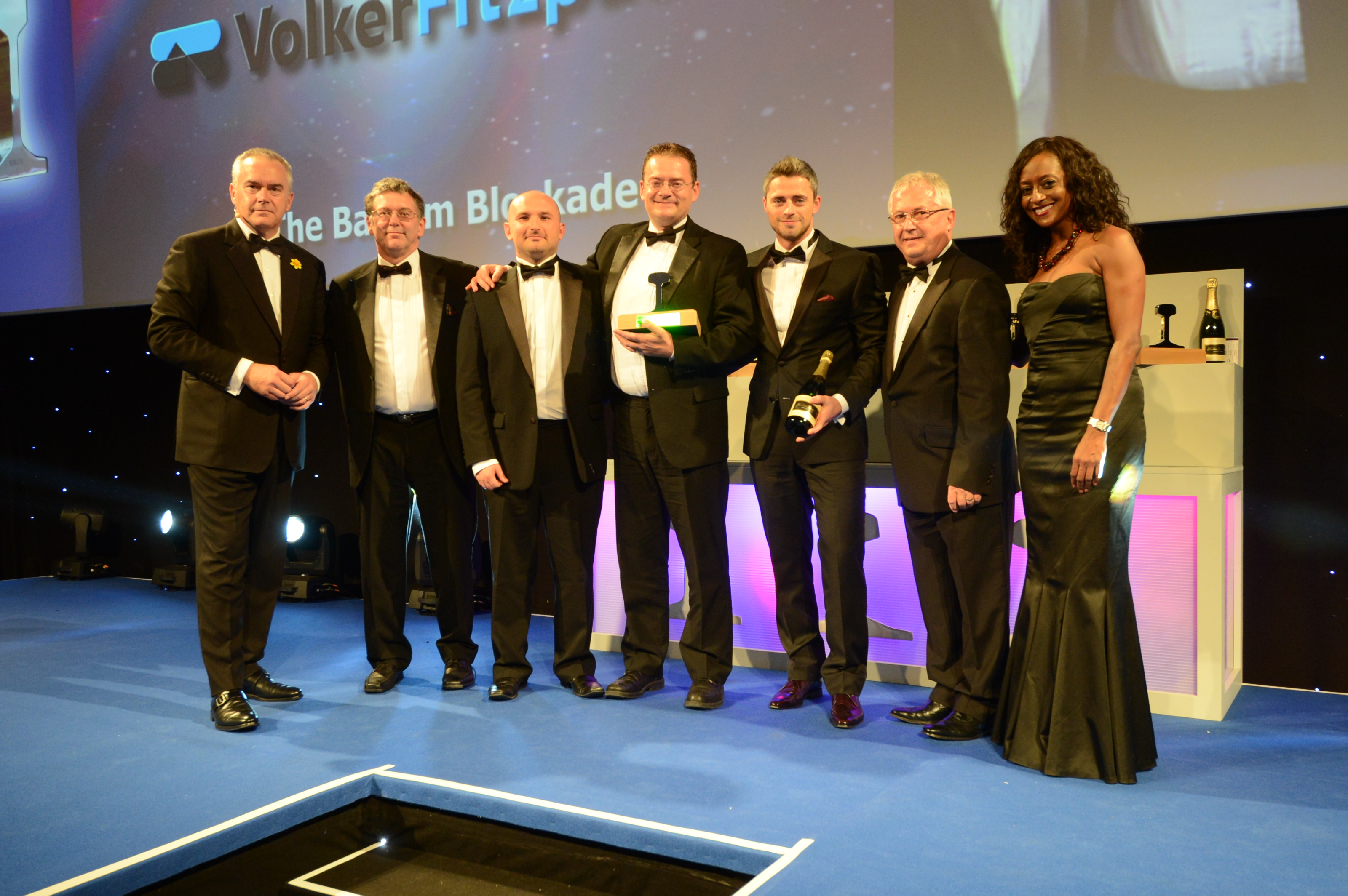 National Rail Awards winners