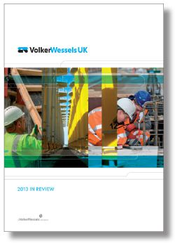 Cover In Review VolkerWessels UK 2013