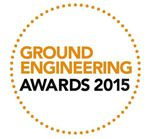 Ground Engineering Awards 2015